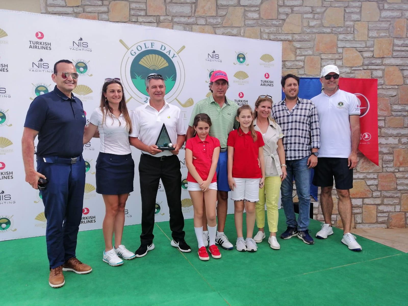 Photo of Nis Yatçılık; Bodrum Golf Day 2019 ana sponsorları arasında!